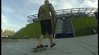 Deux Jours A Paris skate montage