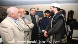 maulana tariq jameel talks about junaid jamshed