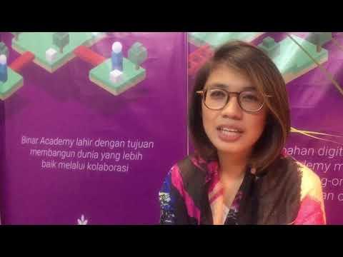 ANTARANEWS - Bincang-bincang dengan founder sekolah coding gratis Binar Academy