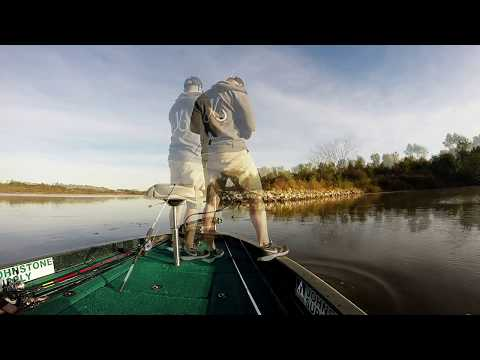 Badger Creek Fall Bass Fishing