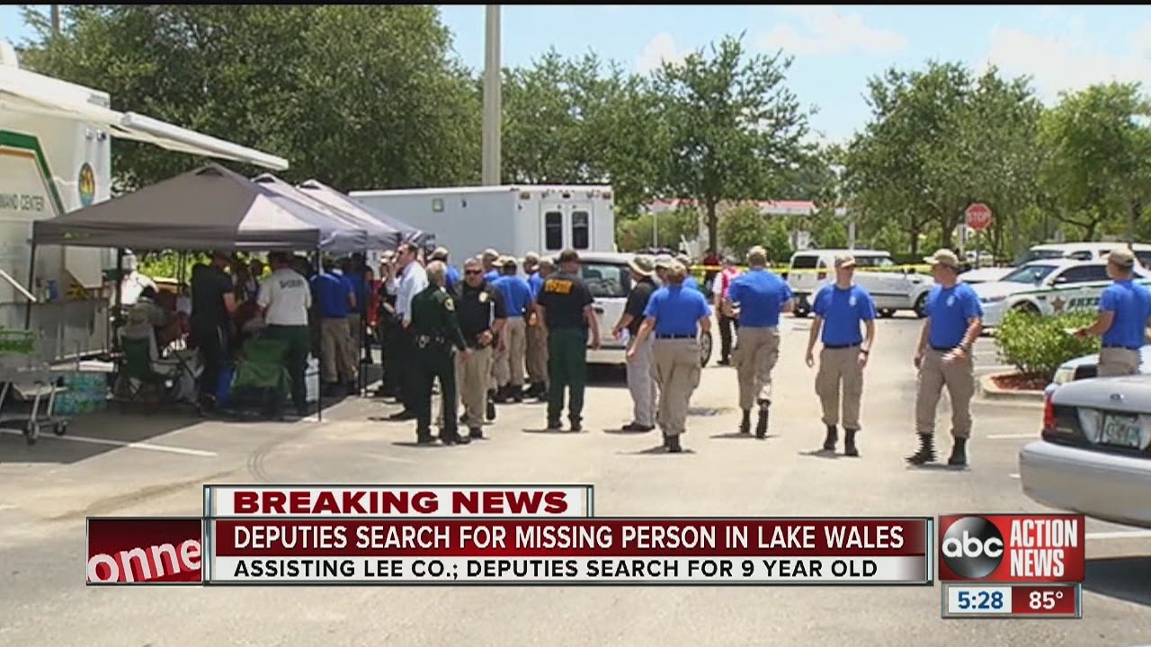 Police search for missing person in area of grape hammock for Grape hammock fish camp