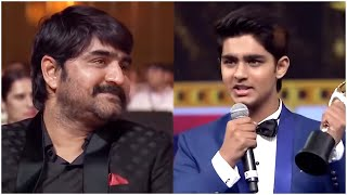 Actor Srikanth Gets Emotional On His Son Roshan's Heart Touching Lines About Him