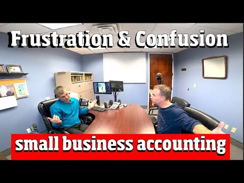 NOT All Accounting Is EQUAL!  Small Business Taxes, IRS Problems, Tax Season Planning 1/2 4 K Video