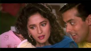 Dhiktana - Salman Khan & Madhuri Dixit /