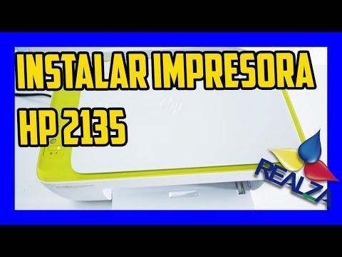 👉como instalar IMPRESORA HP deskjet 2135 COMPLETO, ✅ Y DETALLES TÉCNICOS