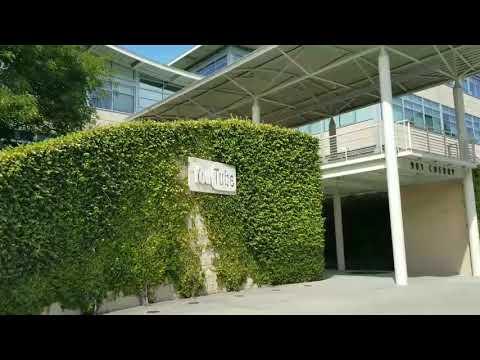 YouTube Headquarters in San Bruno, California