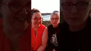Episode 37 Sharmaine's Dark Asylum, three little maids in Tasmania and we become movie stars