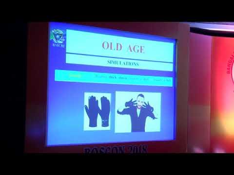 Ageing Gracefully : RK