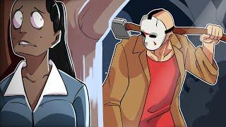 APENAS UM SAIU VIVO - Friday the 13th The Game