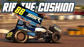 iRacing: Rip the Cushion (410 Sprintcars @ Eldora)