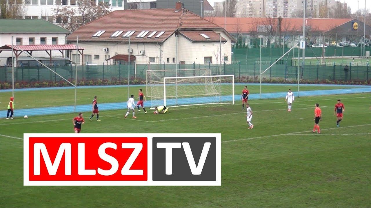 Vác FC - Nyíregyháza Spartacus FC |1-1 (1-1) | Merkantil Bank Liga NB II.| 18. forduló |