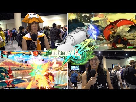 Salty Gear: Which Xrd Rev2 Character Do You Hate the Most?