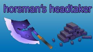 TF2 Crafting - Horseless Headless Horsemann's Headtaker