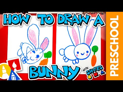 drawing-a-bunny-with-shapes---preschool