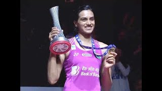 PV Sindhu clinches her maiden BWF World Tour Finals title