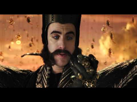 "Alice Through The Looking Glass - ""Tick Tock"" Clip"