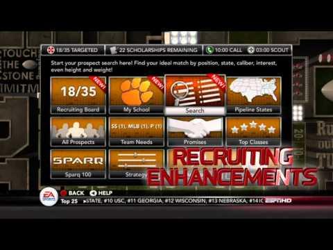 "EA Sports NCAA Football 13 ""Dynasty"""