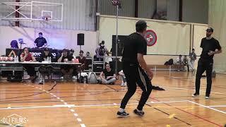 Nel vs Somalias - Finał 1vs1 na Urban Cartagena 2018