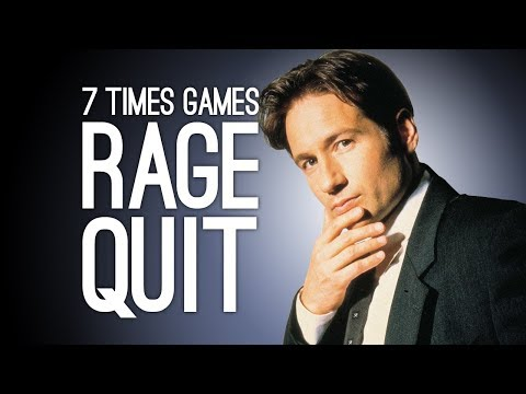 7 Times Games Rage Quit On Us With Sudden Game Overs