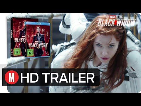 BLACK WIDOW | Ab 23. September auf DVD und Blu-ray sowie ab 6. Oktober auf Disney+