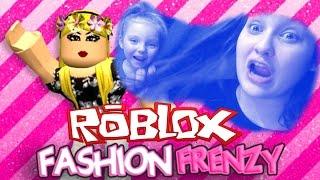 ROBLOX Fashion Frenzy SPIEL SPIEL! Die TOYTASTIC Schwestern. PROFESSIONELLE GAMER!