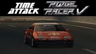 Ridge Racer V - Kamata Fortune (Standard)