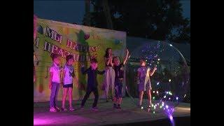 Светящиеся воздушные шары гастролируют по городам страны