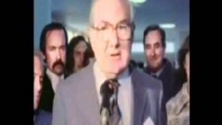Jim Callaghan Press Conference 1979