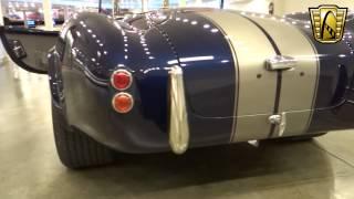 1963 AC Cobra Replica - #6065 - Gateway Classic Cars St. Louis