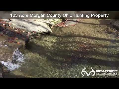 123 Acres Of Morgan County Ohio Hunting Land