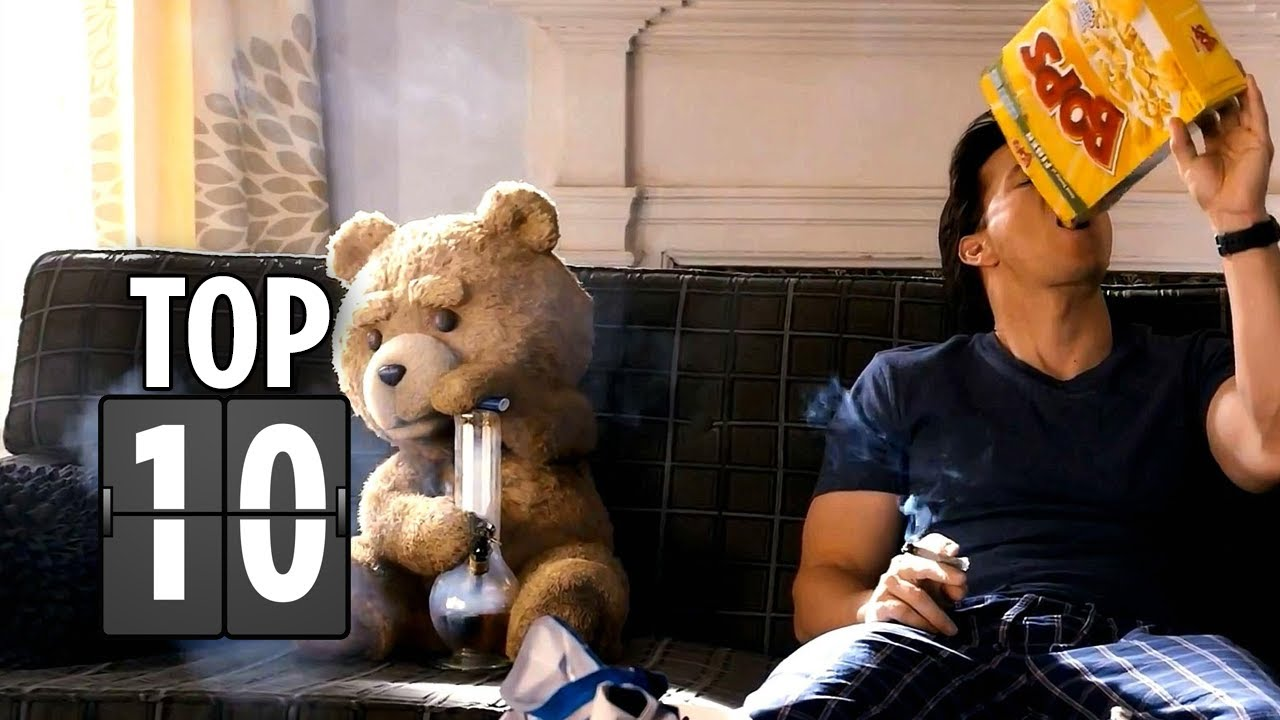 Top Ten Stoner Films - Movie HD