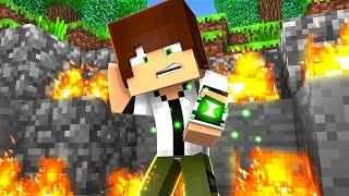 Minecraft - BEBÊ BEN 10! -  OMNITRIX ‹LOKI›