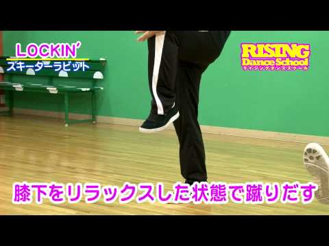 【LOCKIN'】 スキーターラビット RISING Dance Fairies 空 Skeeter Rabbit