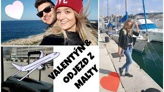 Gambar cover VALENTÝN & ODJEZD Z MALTY I VLOG #hmgtm