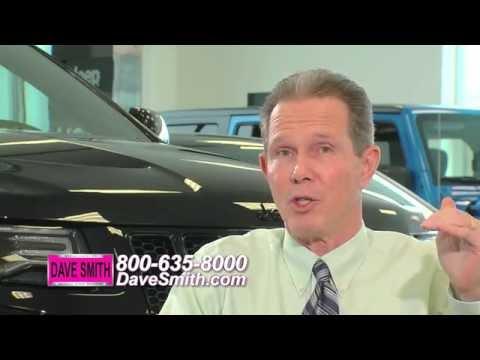 Car Sales Job with Dave Smith Motors