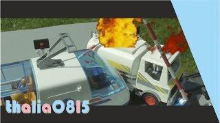 Ellas Unfall, Der Grossbrand Und Die Playmobil Eisenbahn Film Deutsch Kinderfilm Kinderserie