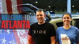 Welcome to ATLANTA! [Atlanta 2016]