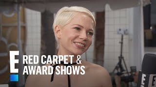 "Michelle Williams on Filming ""Manchester By the Sea"" 