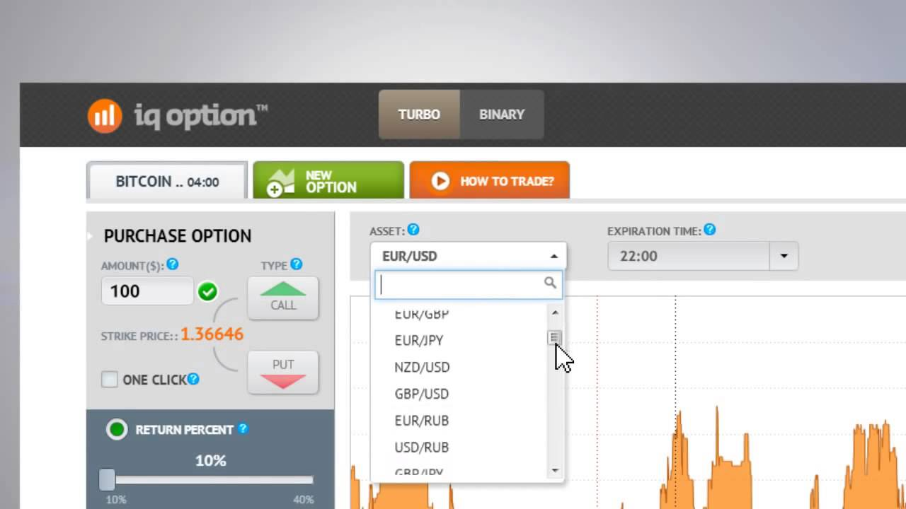 How to trade binary options youtube