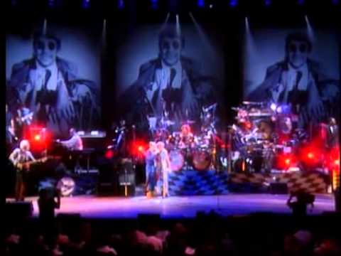 The Who : Tommy  Concert Live U.S. Tour  1989