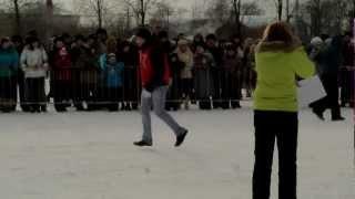 Вельск. Масленица 2012 -ч.29 Без комментариев :)