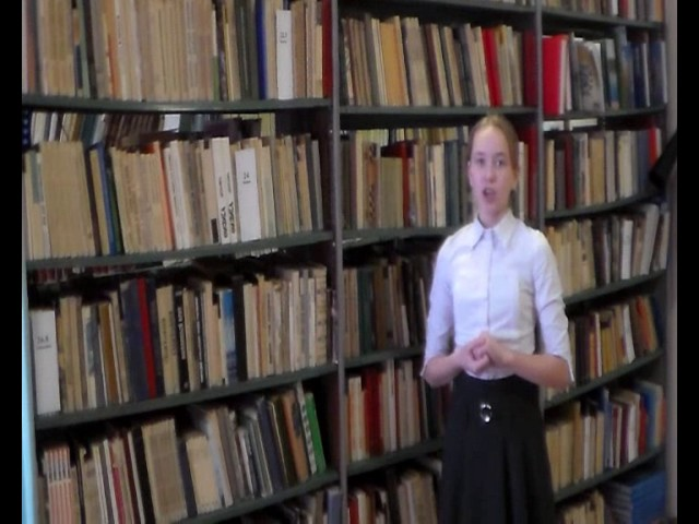 Изображение предпросмотра прочтения – ОльгаПалехина читает произведение «Книги в красном переплете» М.И.Цветаевой