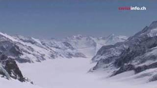 【スイス】ユングフラウヨッホ 「ヨーロッパの頂上」に登って
