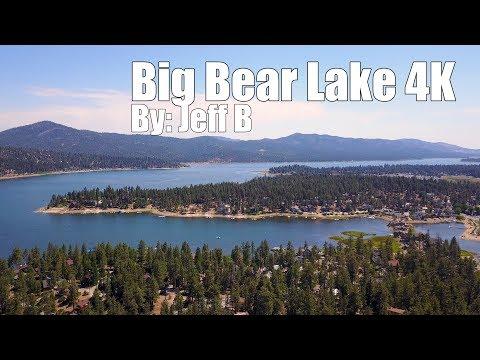 Big Bear Lake and Rim of the World 4K | DJI Mavic Pro