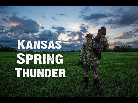 Kansas Spring Turkey Hunting