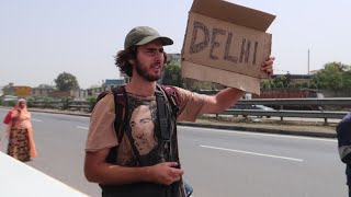 I Hitch-Hiked From Jaİpur to Delhi 🇮🇳