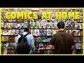 How to Get Comics WITHOUT Going to the Comic Book Store - Flashback Comics