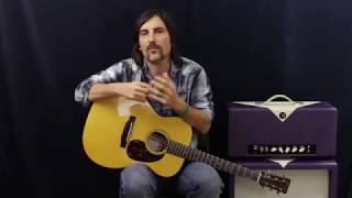 How you can to turn (4 acoustic chords) into 100 in 9 minutes