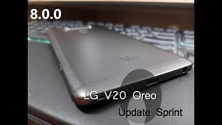 Lg V20 Ls997 Sprint Android Review - TropicalWeather