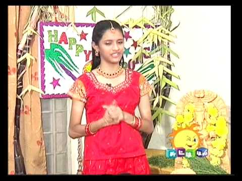 Tamil TV Show List